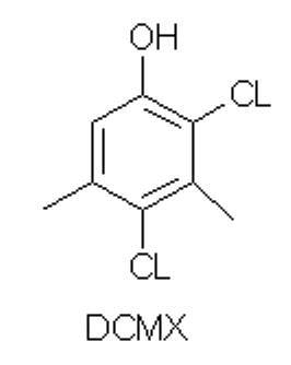 2, 4-Dichloro-3,5-m-Xylenol (DCMX)