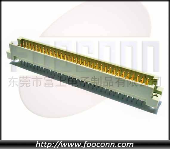 DIN41612 Connector 96Pin Male Straight DIP