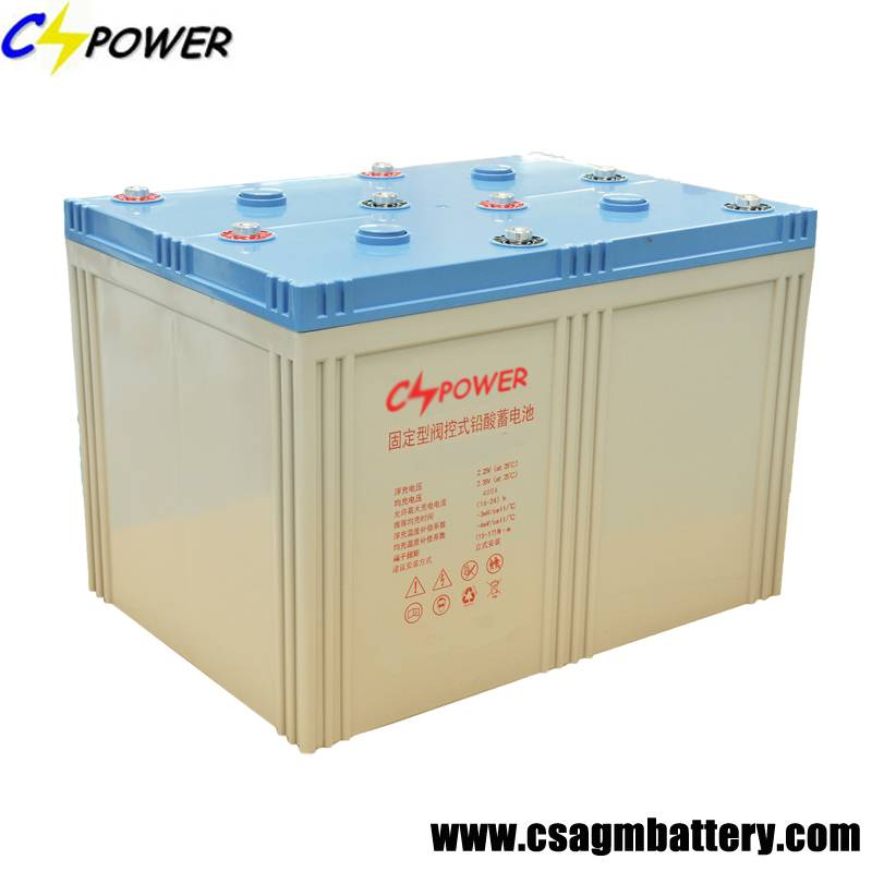 Cspower/OEM 2V800ah Deep Cycel AGM Battery for Solar Storage