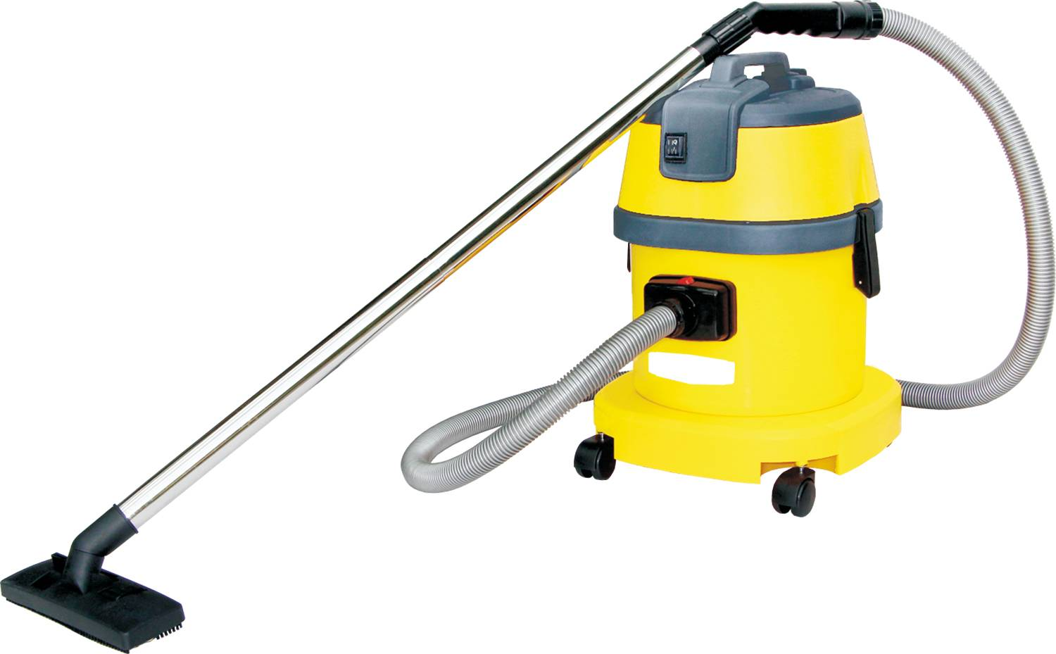 Dry And Wet Vacuum Cleaner With Heavy Dust for industrial