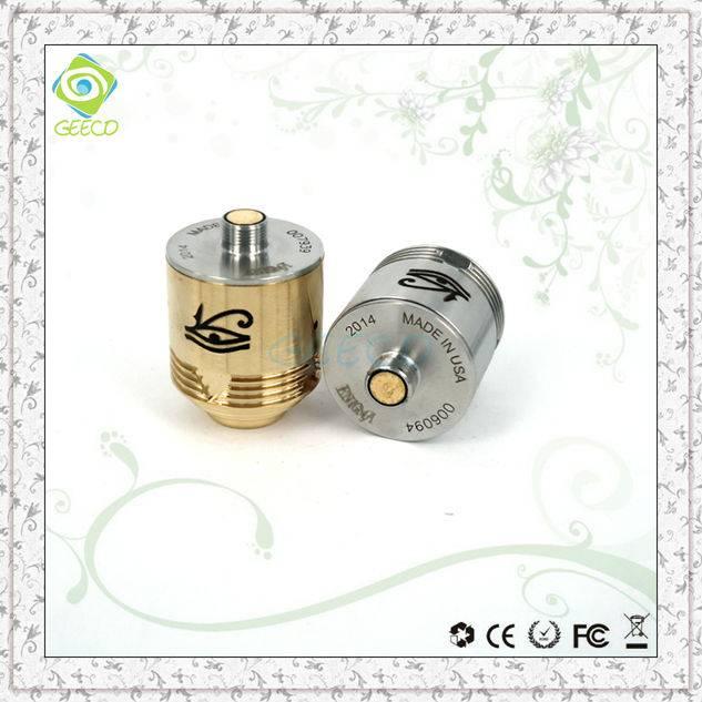 Geeco wholesale electronic cigarette atomizer mod vaper pen enigma vaporizer