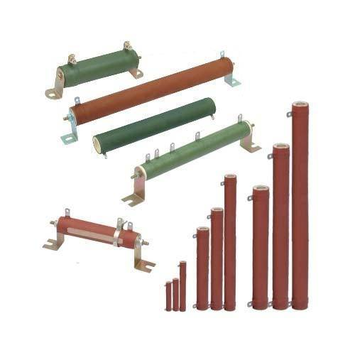 Silicone Coated Radial resistors SR series