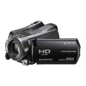 Sony HDR-SR11 10.2-MP 60GB High Definition Hard Drive Handycam Camcorder with 12x Optical Image Stab