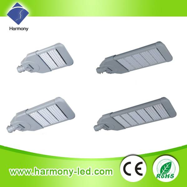 60W, 90W, 120W, 150W Adjustable Angle LED Street Lamp