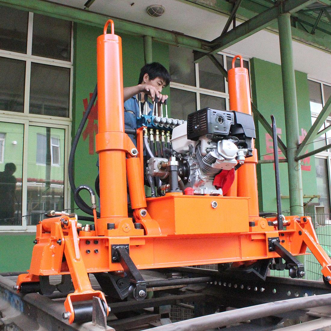 YQBJ-300×200II Quality Guaranteed Hydraulic Rail Lifting & Lining Machine