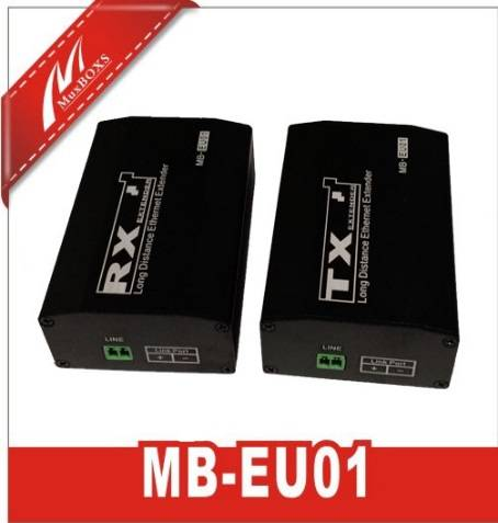 1-CH Long Distance Ethernet Transmitter