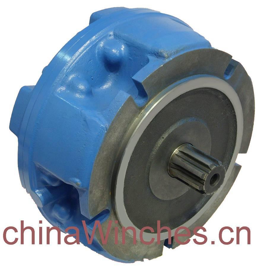 Radial Piston Hydraulic Motor : Sai radial piston hydraulic motor victory machinery