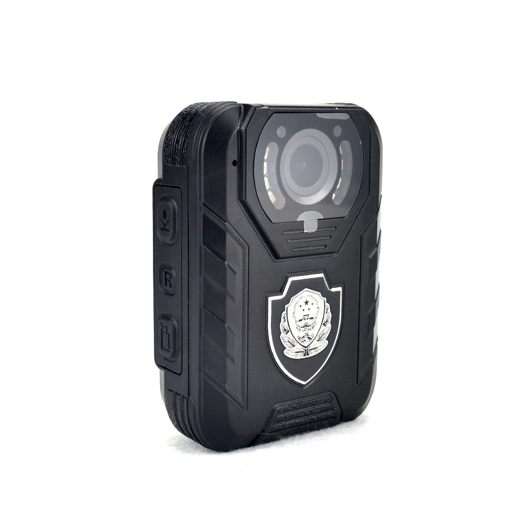 12 Hours Standby Time Waterproof Body Worn Camera, Law Enforcement Camera, 3400mAh Battery Capacity
