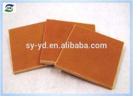 Modified diphenyl ether laminate glass cloth sheet D350