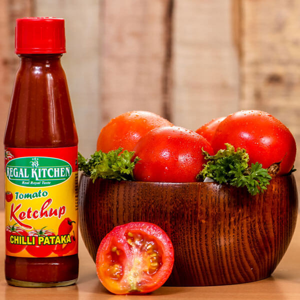 Tomato Ketchup Chilli Pataka