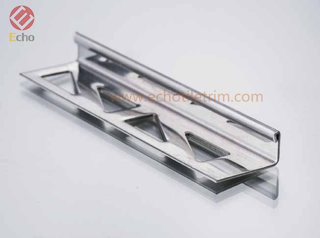 Home decoration mirror polished 10mm metal trim molding genesis straight edge tile trim
