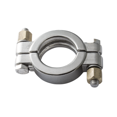 Sanitary Stainless Steel Bolted Clamp 13MHP