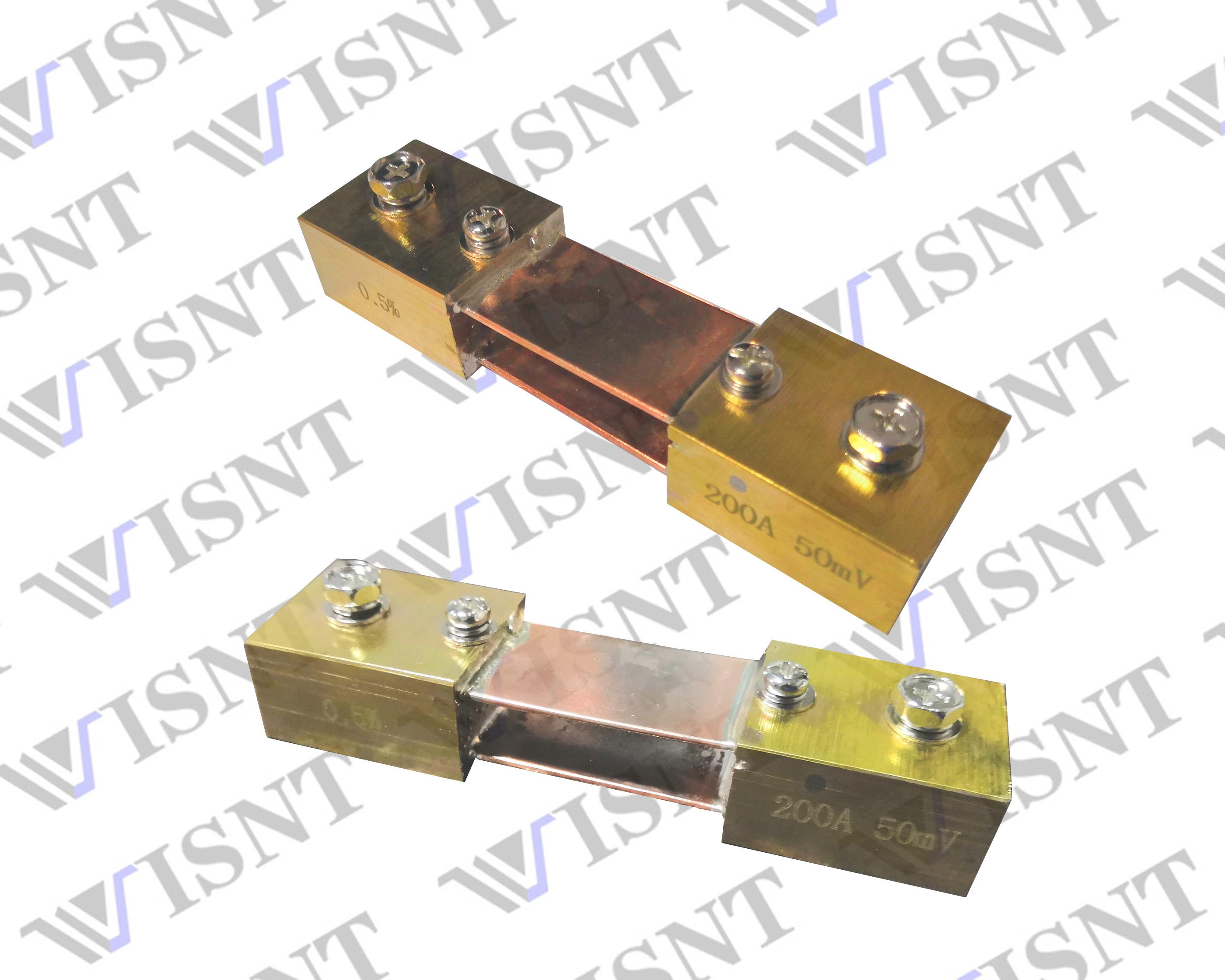 100A high precision current shunts