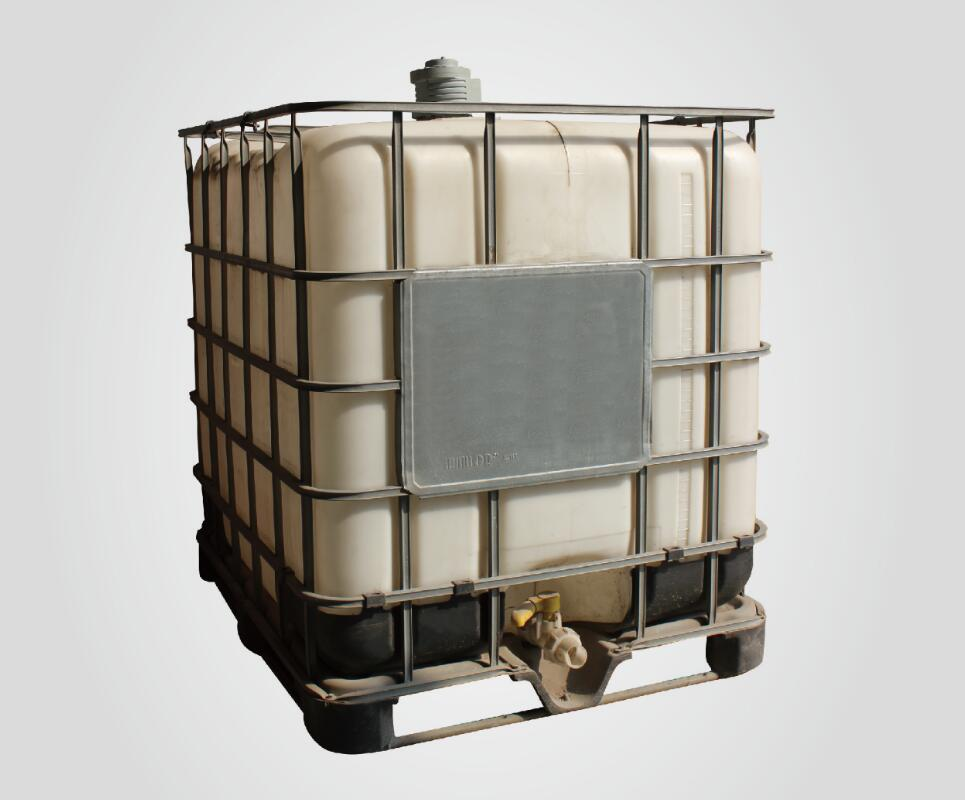 Air driven stirrer (IBC STYLE)