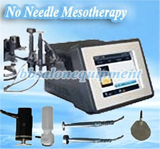 3in1 No Needle Free MesoTherapy Day Spa Beauty Machine