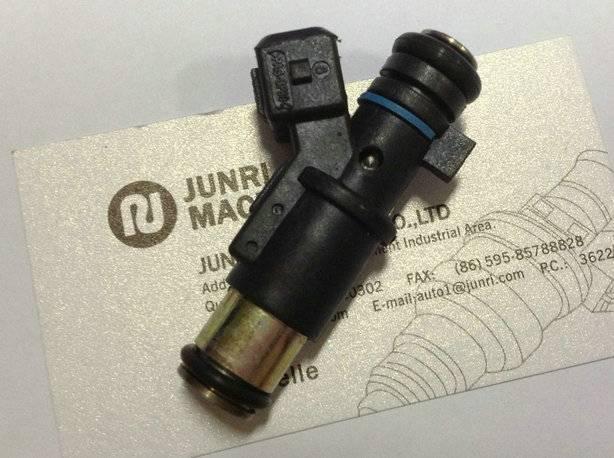 01F002A SAGEM fuel inyector INJECTOR peugeot 206 1984E0 1984EO 0280156357