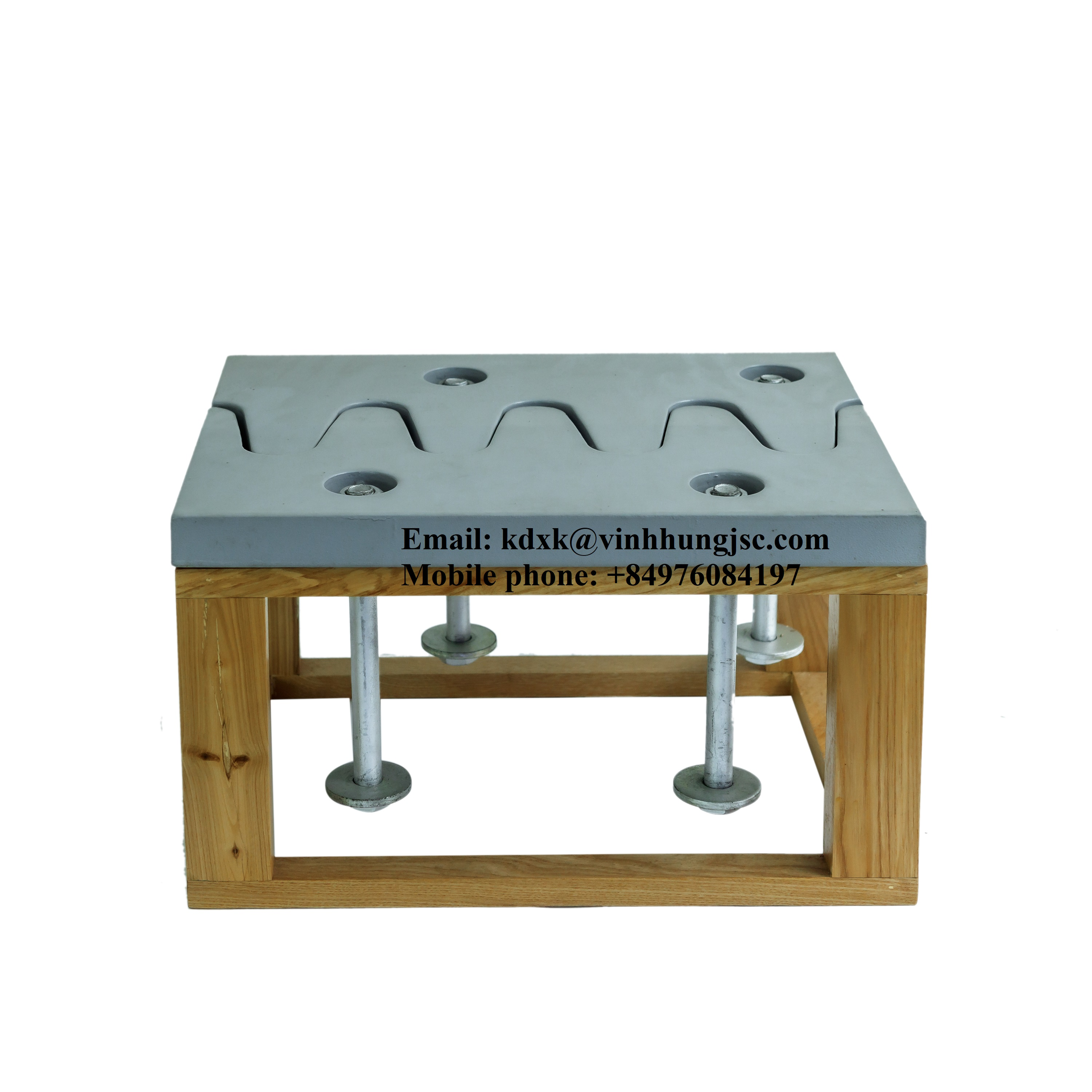 Durable and Reinforced Finger Expansion Joint Movement Joint for Bridge Highway Construction