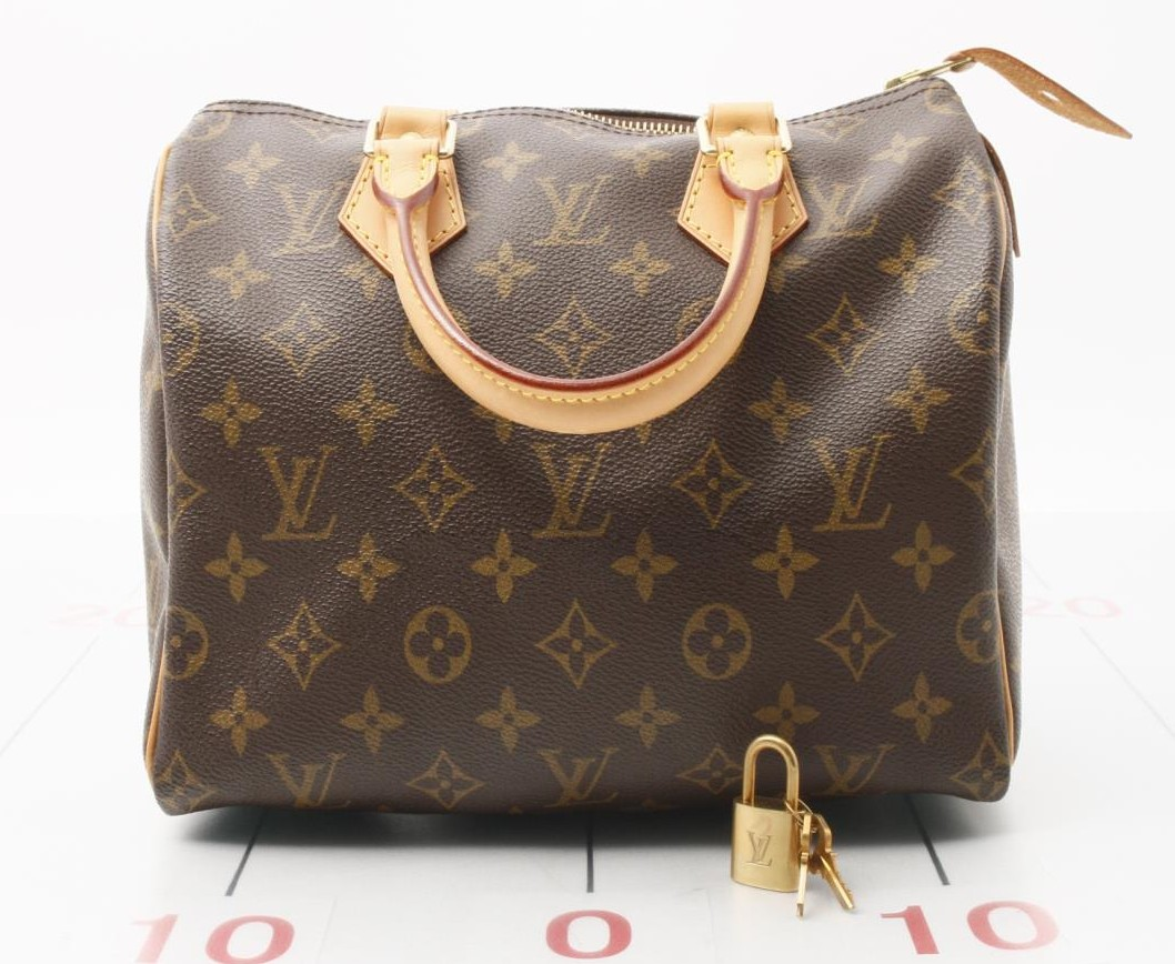 Preowned used authentic louis vuitton speedy 30 handbag for whole sale