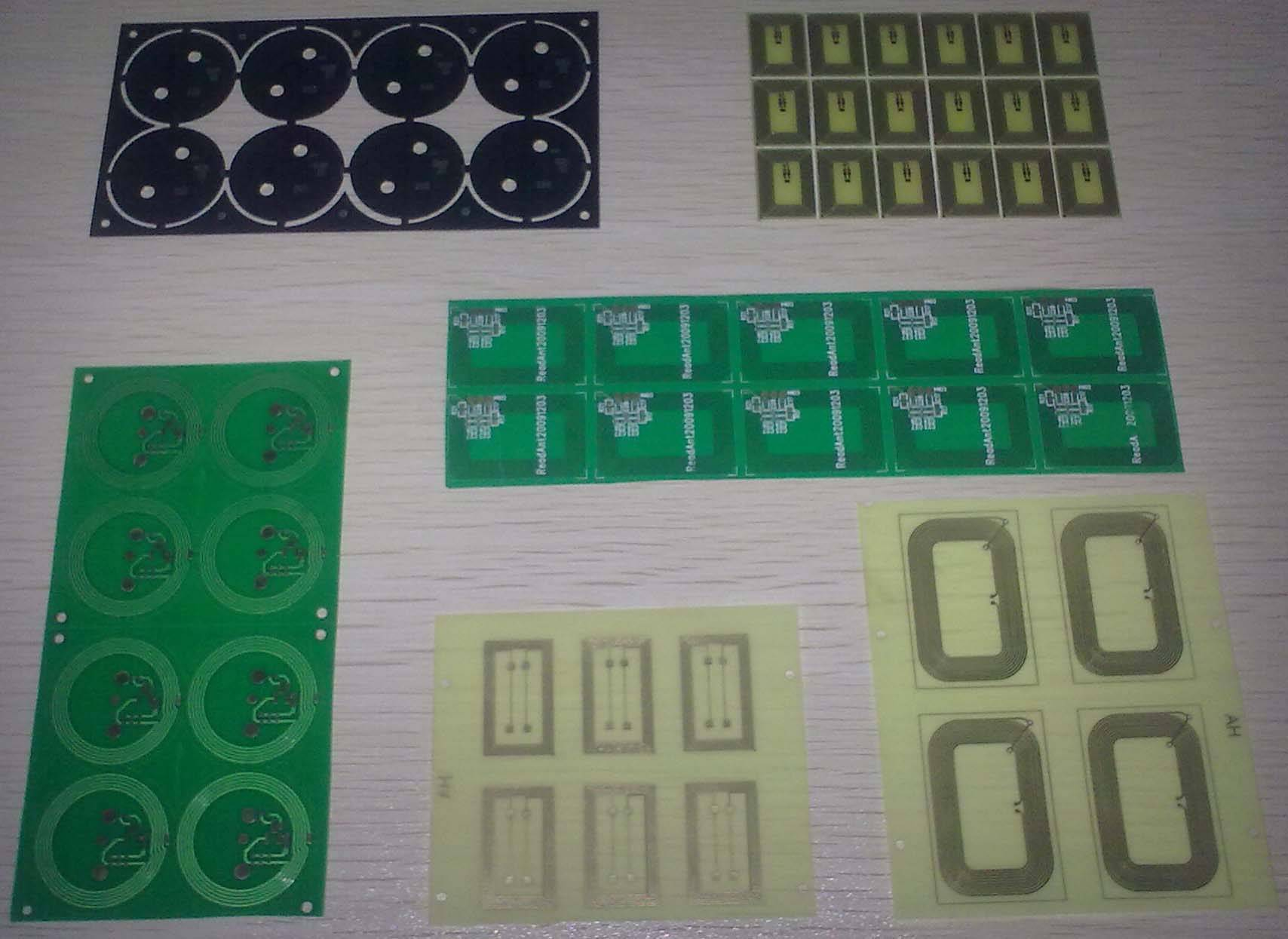Nfc Ultra-Thin PCB, Nfc Electronic Tags, Flexible Circuit, Soft Line