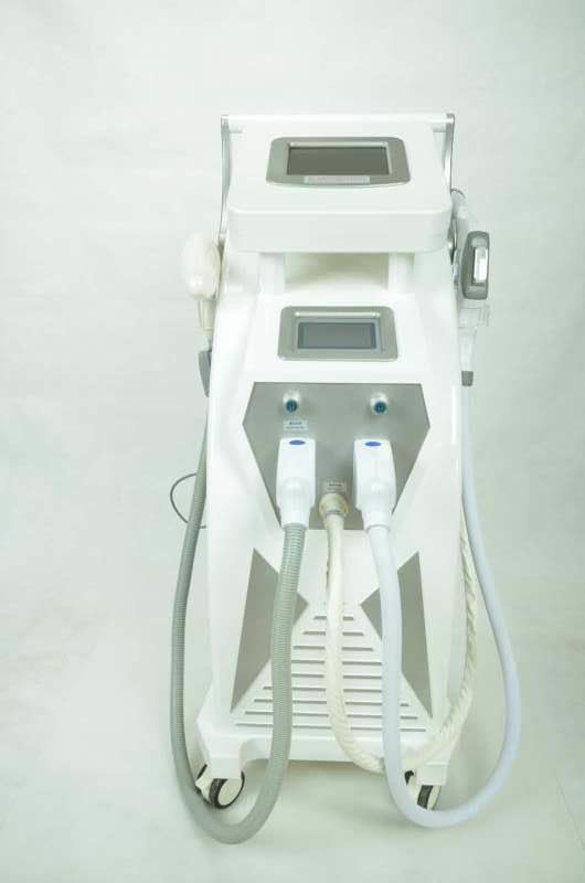 2017 Opt Q Switch ND YAG Laser Tattoo Removal Laser Hair Removal Machine