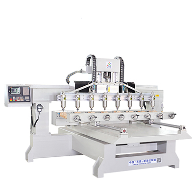 XFL-2813-8 4 axis cylinder cnc engraving machine