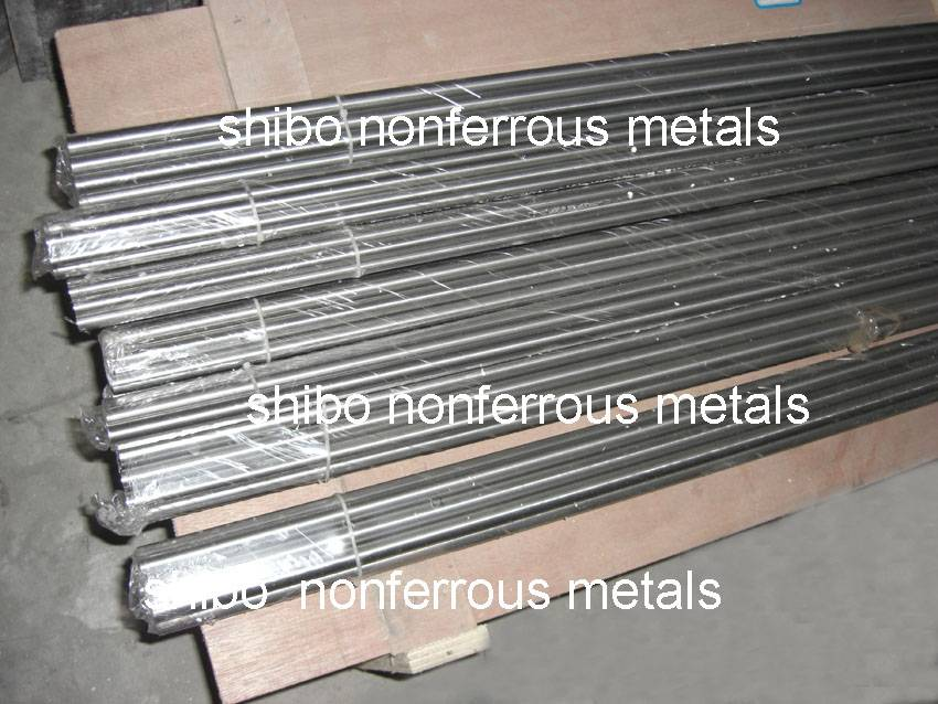 99.95% pure Molybdenum bars and rods