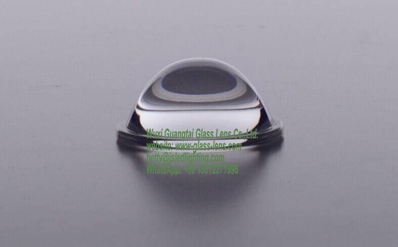 Led lens for mining lamp