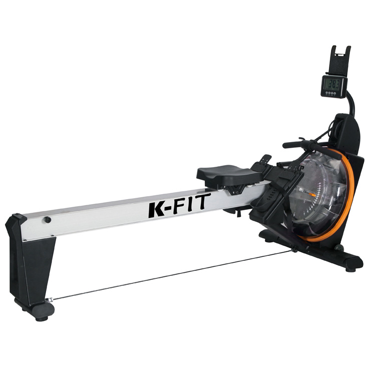 GS-7198 China supplier fitness equipment body exercise water rower rowing machine