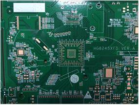 FR-4 Double-Sided STB Control Board for HUAWEI