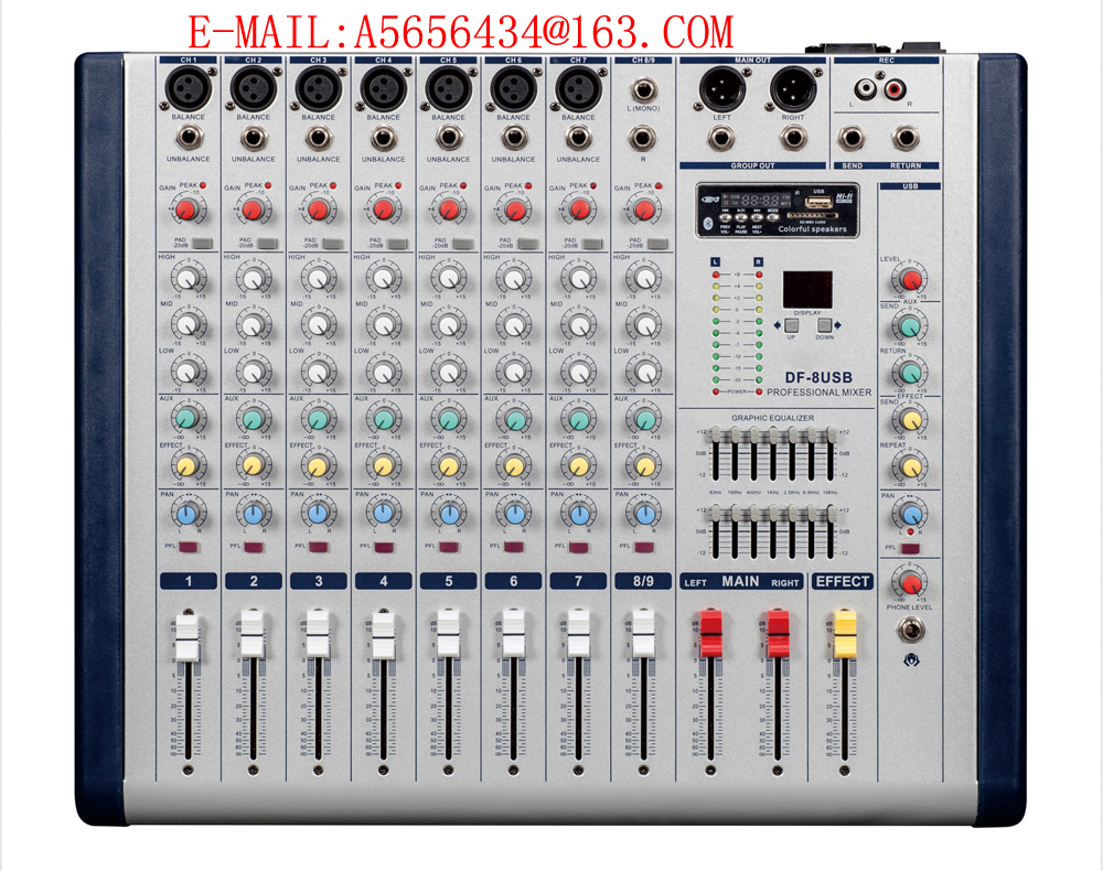 Sell High Quality Professional Audio Mixer