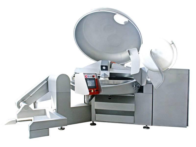 Vacuum Meat Bowl Cutter