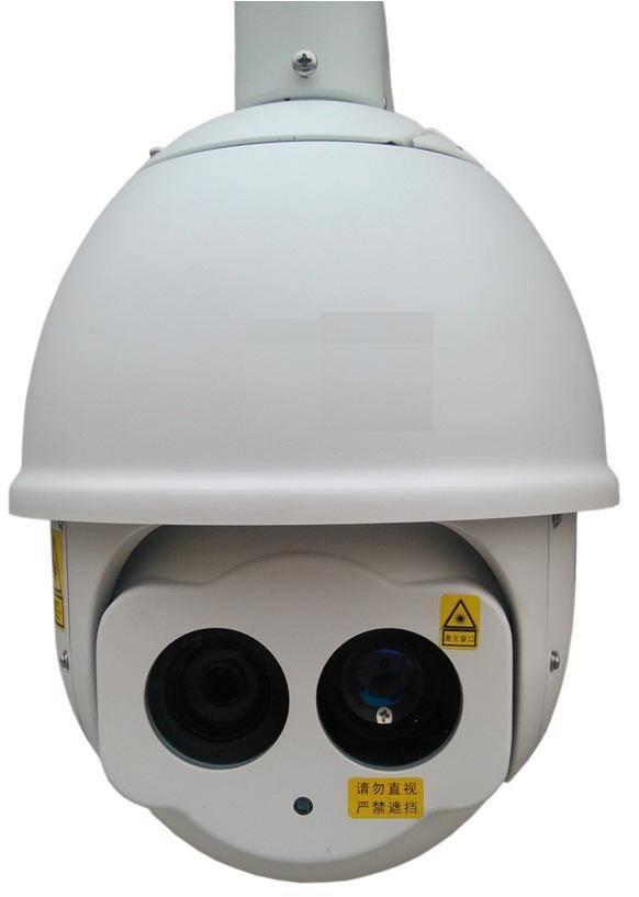 laser speed dome camera