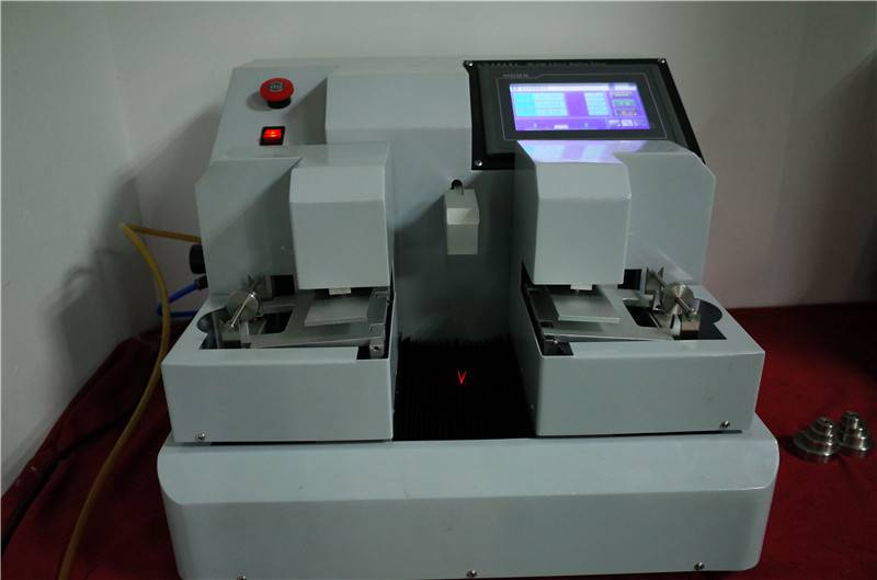 Paper Hardness 6 Kg / Cm2 Universal Compression Testing Machine Air Bending