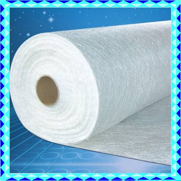 High tensile strength Emulsion chopped strand mat