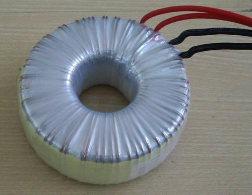 toroidal transformers for higher power led lamps