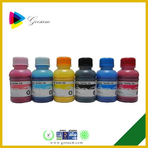 textile ink for Epson R2400 Flatbed Printers
