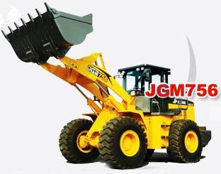 wheel loader JGM756