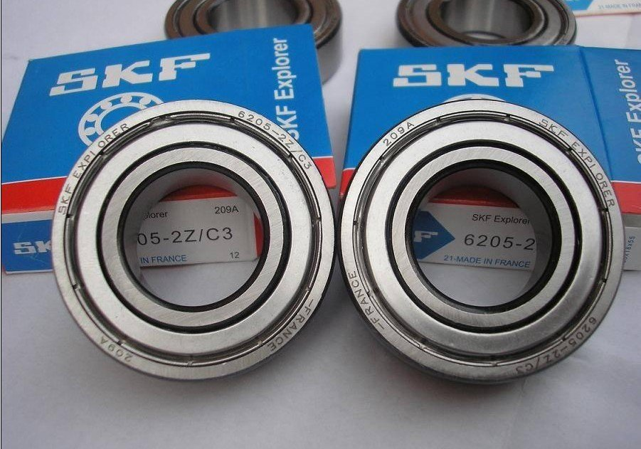 High Precision Deep Groove Ball Bearing 6204 6204-2RS 6204-ZZ
