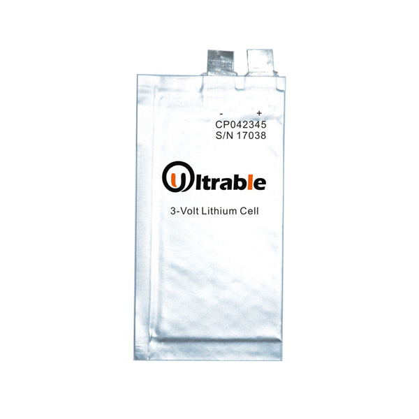 Ultrable Thin Battery Thinnest Battery CP042345 35mAh