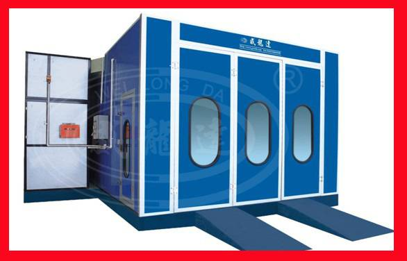 painting Booth WLD7200