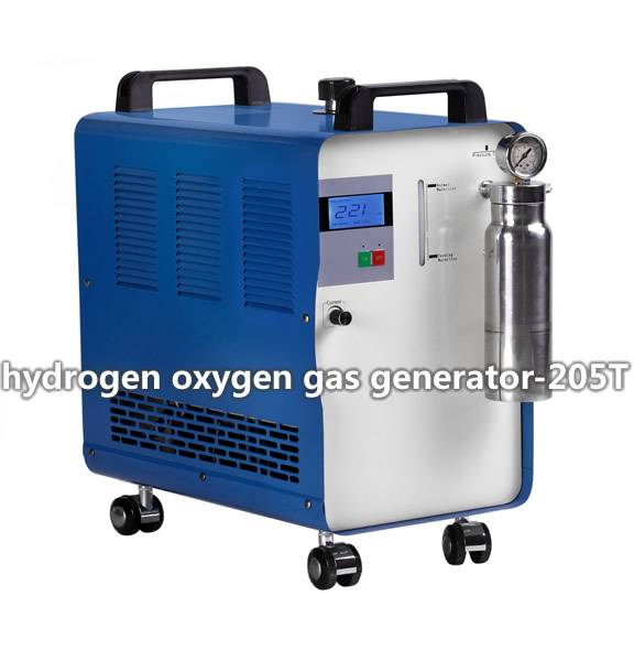 hydrogen oxygen gas generator with CE