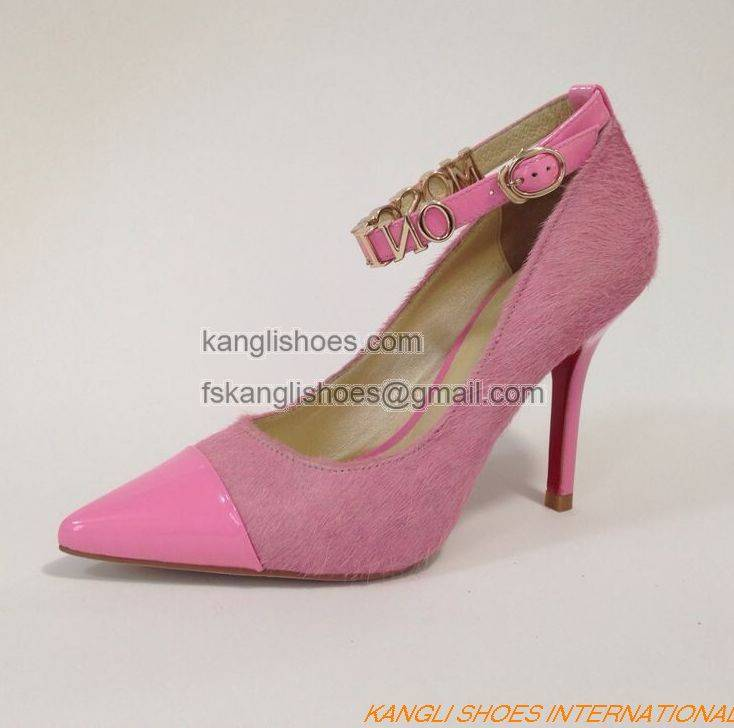 High Quality Lady Shoe China Suppier