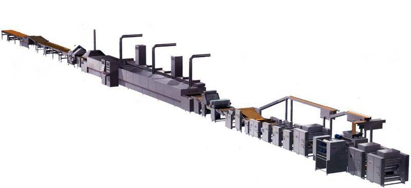 high quality china factory biscuit production line