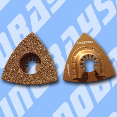 3-1/8 in. Carbide Grit Delta Rasp