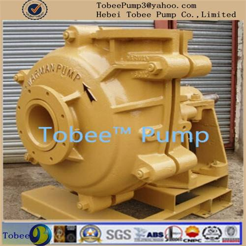 Warman AH,HH Light abrasive slurry pumps