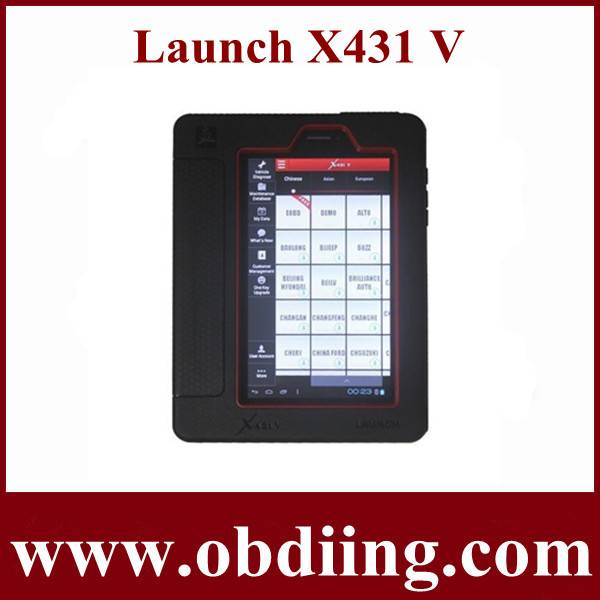 Launch X431 Scanners Launch X431 V(X431 Pro) Wifi/Bluetooth Tablet Full System Diagnostic Tool