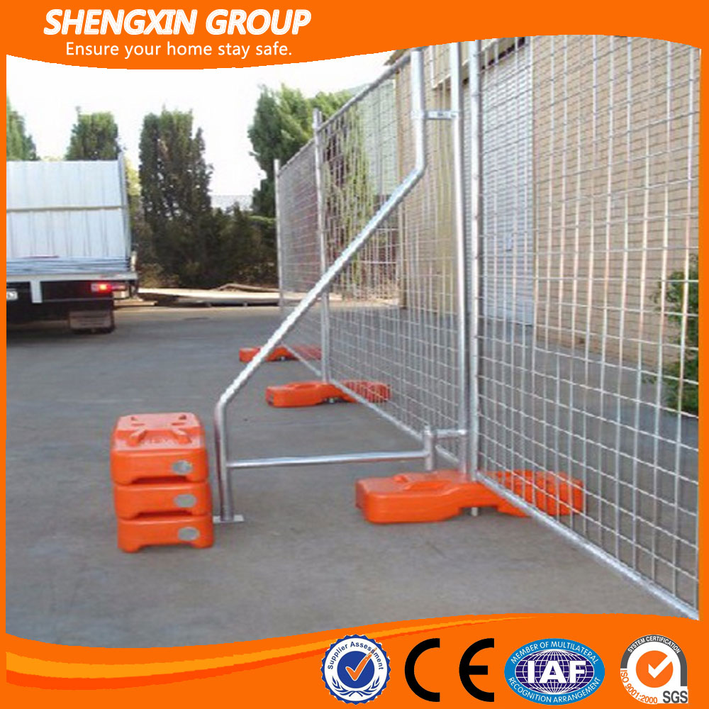 High quality construction AU temporary fence for sale