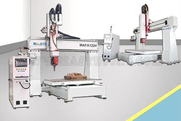 5 Axis CNC Router MAFA1224