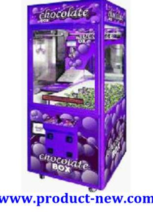 Refrigerate Chocolate Crane Machine,Redemption Games,Coin Operated Games,Arcade Games