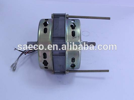 AC single phase electric washing machine motor